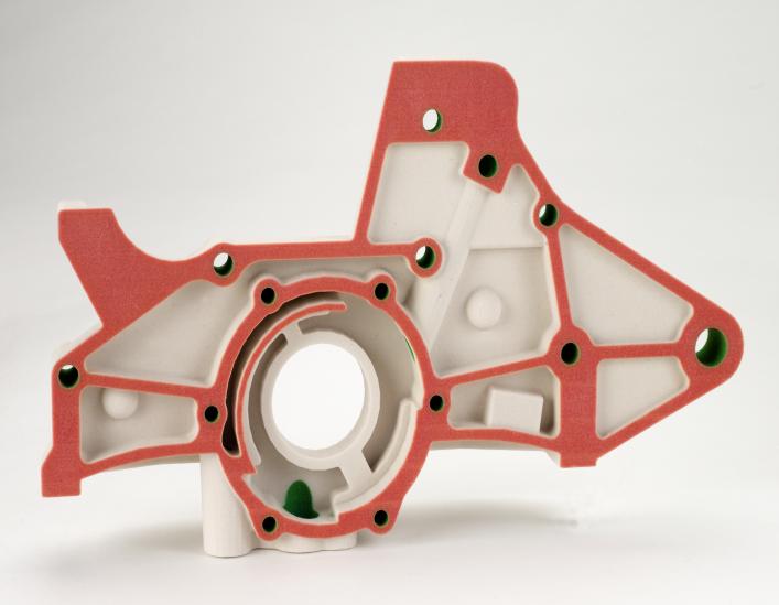 Рисунок 5. 3D-печать деталей, прототипирование
