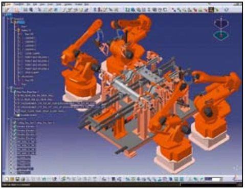 Виртуальное и материальное производство - будущее судостроительной отрасли InterCAD
